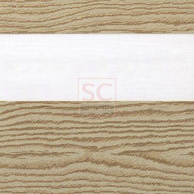 Тканевые ролеты день-ночь BH 204 beige