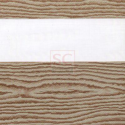 Тканевые ролеты день-ночь BH 209 copper