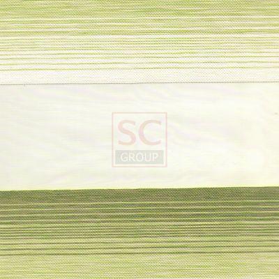 Зебра кантри - зеленый