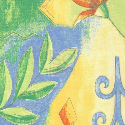 Цитрус - голубой 4020