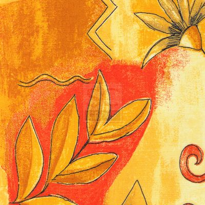 Цитрус - оранжевый