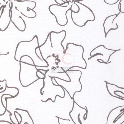 Флора - серый 2056