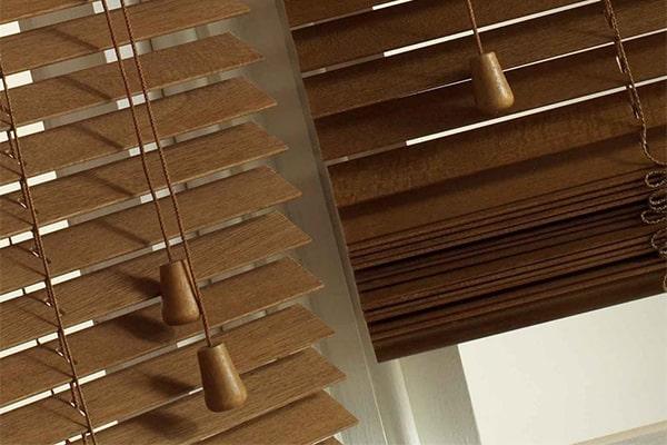 Деревянные жалюзи - неподвластный времени шарм и элегантность